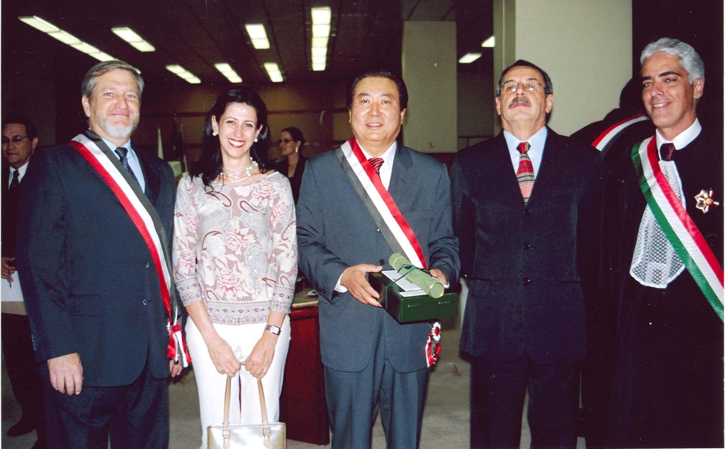 Presidente do TRT recebe Comenda Dom Bosco (imagem 1)