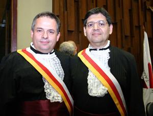 TRT recebe dois novos juízes em Sessão Solene (imagem 2)