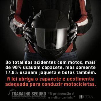 Características do trabalho do motociclista profissional (imagem 2)