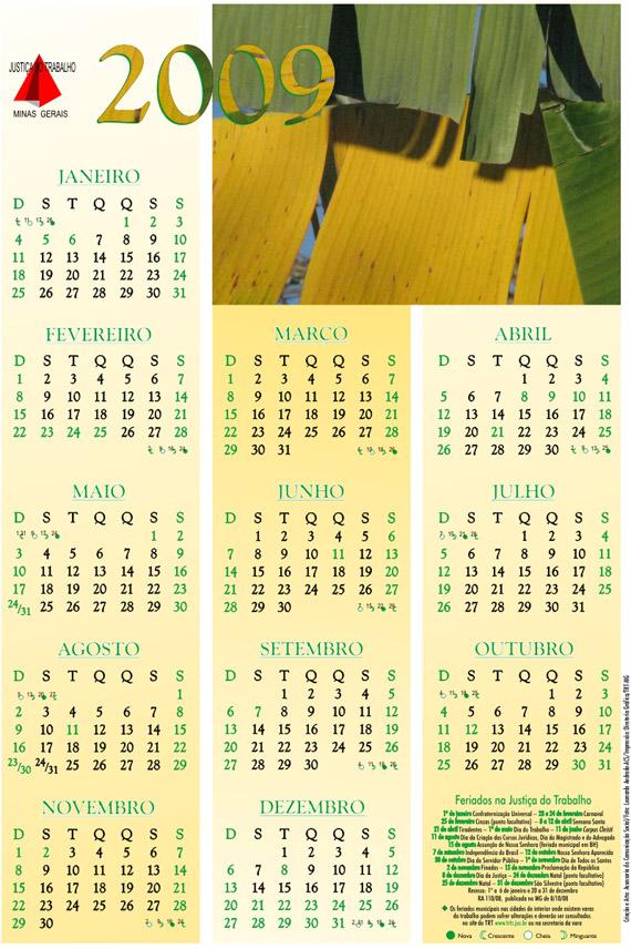 calendario2009