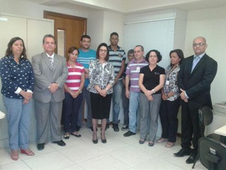 Diretoria da Secretaria de Cálculos Judiciais de Belo Horizonte