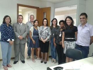 Diretoria da Secretaria de Mandados Judiciais de Belo Horizonte
